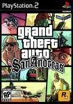 Fodral till Grand Theft Auto - San Andreas (PlayStation 2)