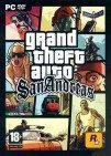 Fodral till Grand Theft Auto (GTA) - San Andreas (Pc)
