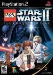 Fodral till Lego Star Wars II - The Original Trilogy (PlayStation 2)