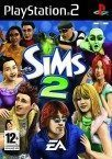 Fodral till The Sims 2 (PlayStation 2)