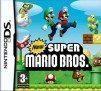 Bild på fodralet till spelet New Super Mario Bros..