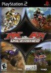 Bild på fodralet till spelet MX vs. ATV Unleashed.