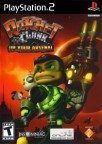 Fodral till Ratchet and Clank 3 - Up Your Arsenal (PlayStation 2)