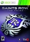 Fodral till Saints Row (3) - The Third (Xbox 360)