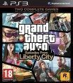 Fodral till Grand Theft Auto (GTA) IV (4) - Episodes from Liberty City (PlayStation 3)