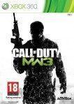 Bild på fodralet till spelet Call Of Duty - Modern Warfare 3.