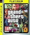Fodral till Grand Theft Auto 4 (GTA 4) (PlayStation 3)