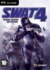 Bild på fodralet till spelet Swat 4.