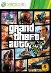 Fodral till Grand Theft Auto (GTA) V (5) (Xbox 360)