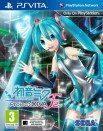 Hatsune Miku: Project Diva 2 till PlayStation Vita