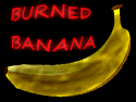 burnedBananas foto